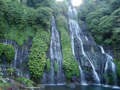 Wow! Ini Air Terjun Terindah di Bali