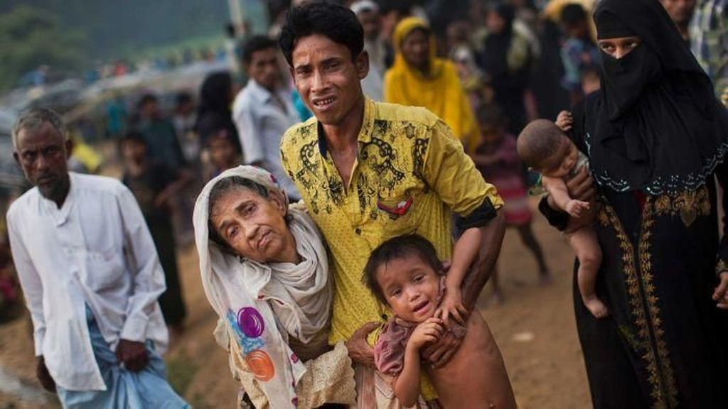 MSF Perkirakan Lebih dari 10 Ribu Muslim Rohingya Terbunuh