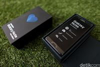 Menjajal Ponsel Reinkarnasi: Galaxy Note Fan Edition