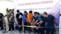 Lawan Korupsi, Bea Cukai Tanjung Perak Canangkan Zona Integritas