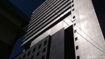 Ini Tembok Miring di Gedung DPRD DKI yang Ditinjau Anies