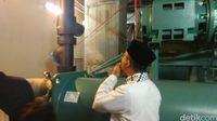 Anies tinjau tembok DPRD DKI Jakarta yang disebut melengkung
