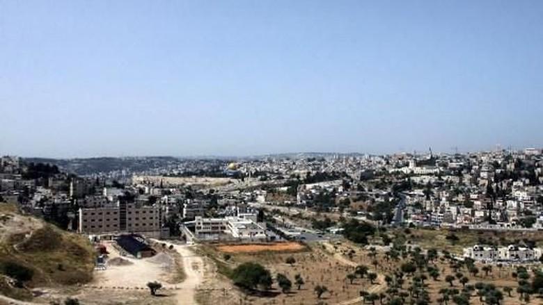 Melihat Yerusalem Timur, Ibu Kota Palestina yang Diakui OKI