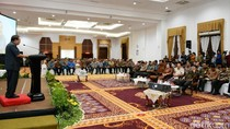 7 Kepala Daerah Tak Hadiri Penyerahan DIPA 2018