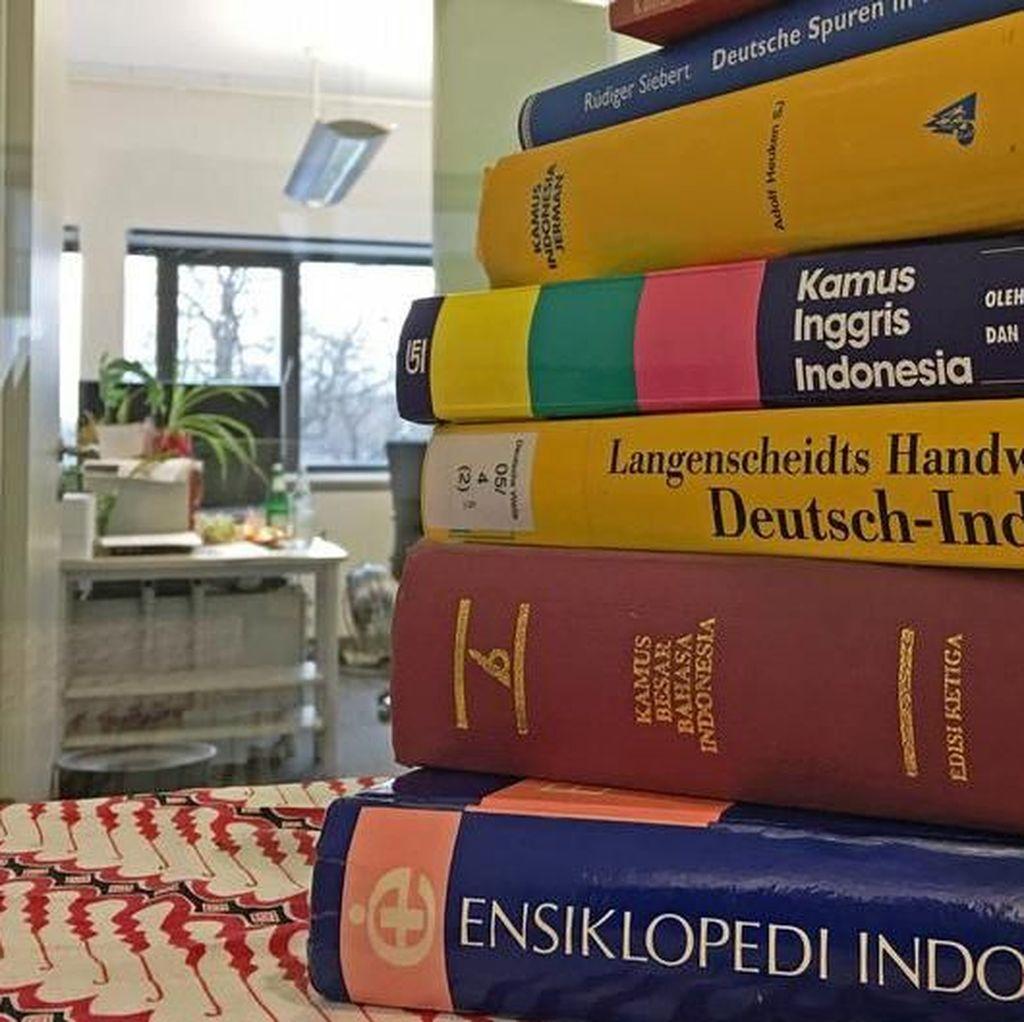 Bagi Warga Jerman, Belajar Bahasa Indonesia Gampang-Gampang Susah