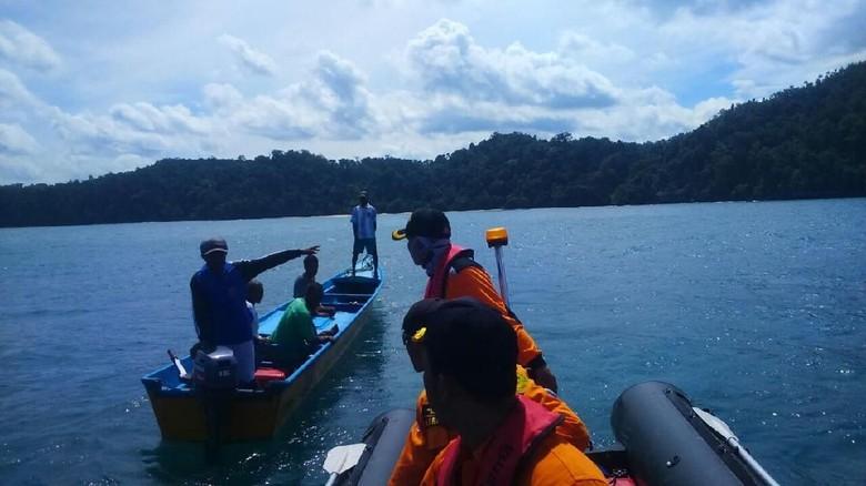 Long Boat Tenggelam di Raja Ampat, 1 Penumpang Ditemukan Tewas