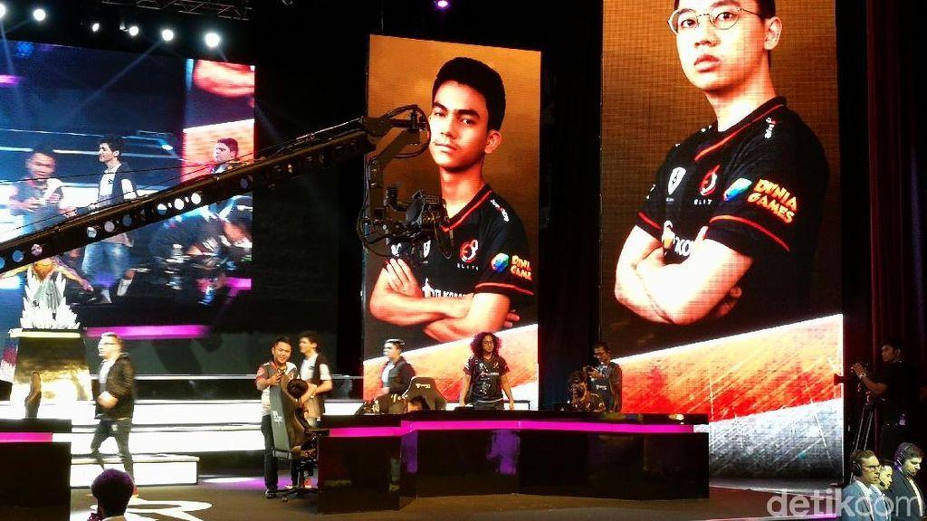 Perjuangan Tim Indonesia Terhenti di Turnamen Dunia Vainglory