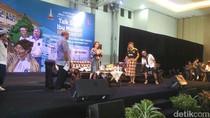 Temu Alumni SMA 1 Yogya: Rommy Ngeband, Susi Jadi Bintang Selfie