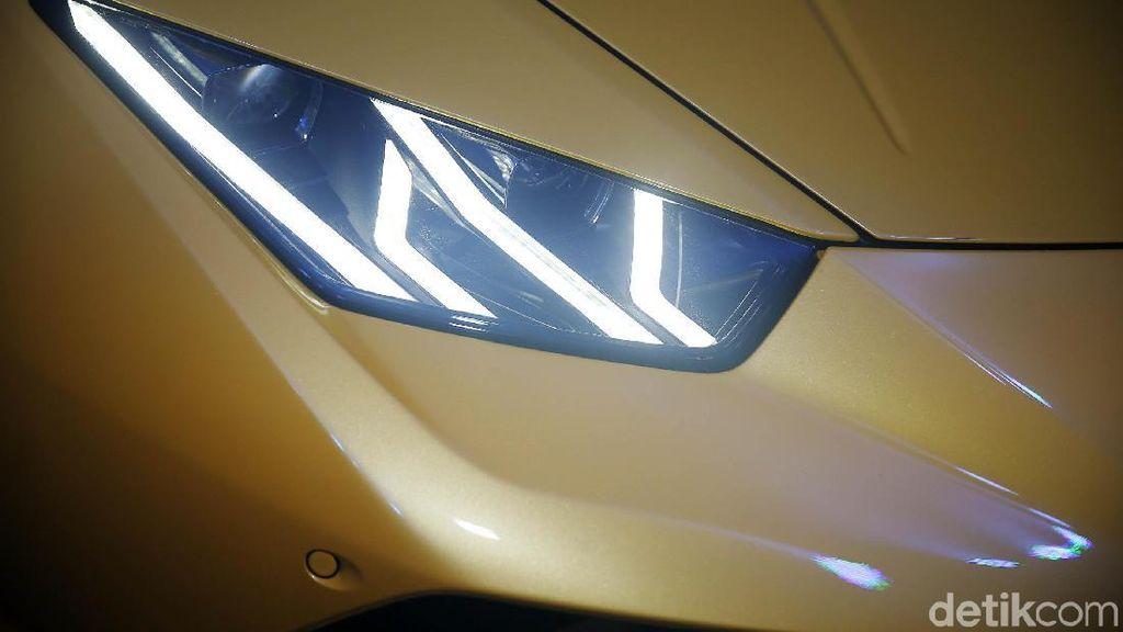 Lamborghini Ini Hanya Ada 3 di Indonesia