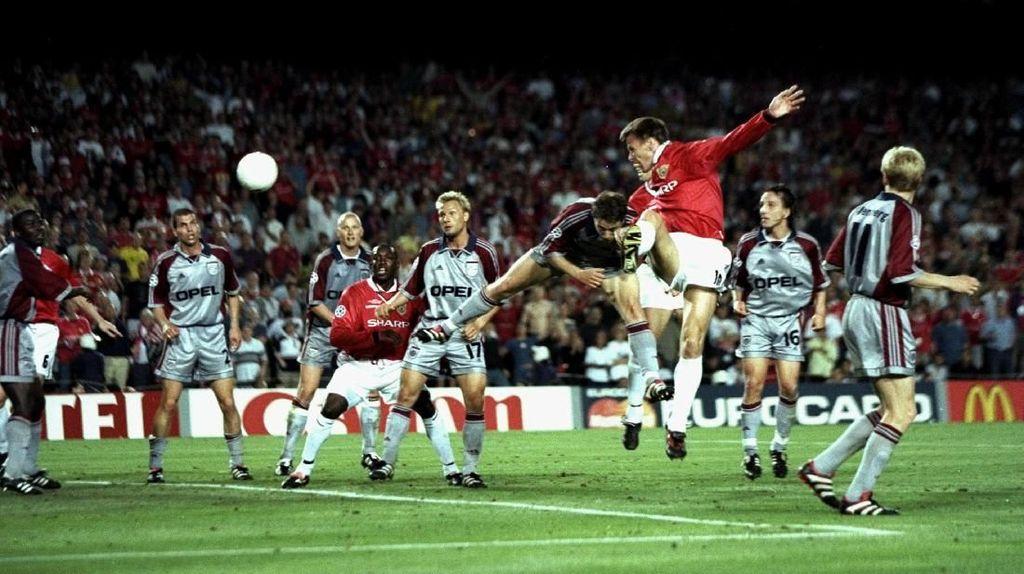 Di Benak Kahn, Bayern Kalahkan MU di Final Liga Champions 1999