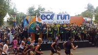 Pertamina Eco Run, Lari Sehat Selamatkan Owa Jawa dan Tuntong Laut