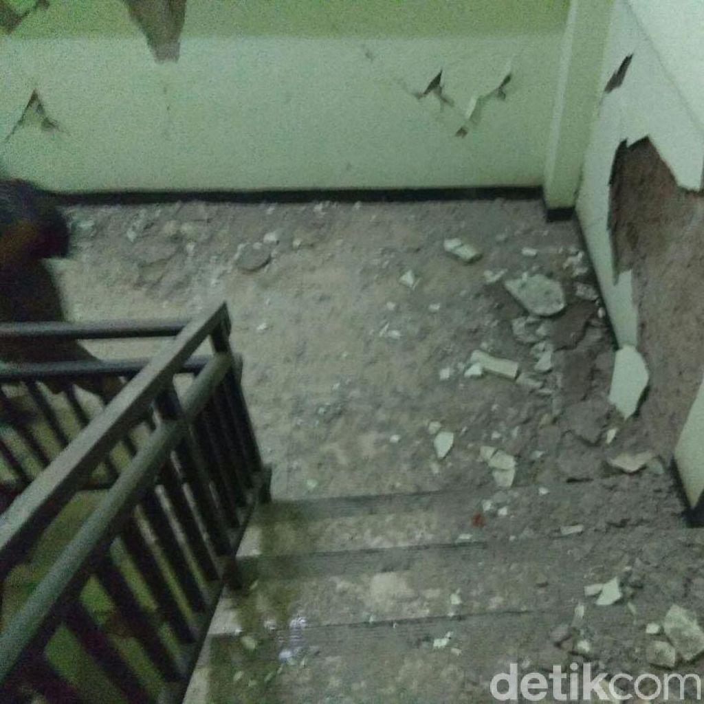 Akibat Gempa, 20 Pasien RSUD Banyumas di Rawat Diluar Ruangan