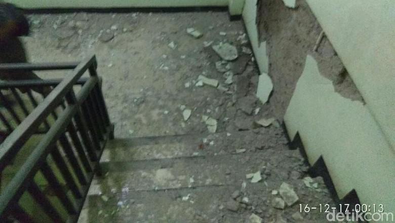 Akibat Gempa, 20 Pasien RSUD Banyumas di Rawat di Luar Ruangan