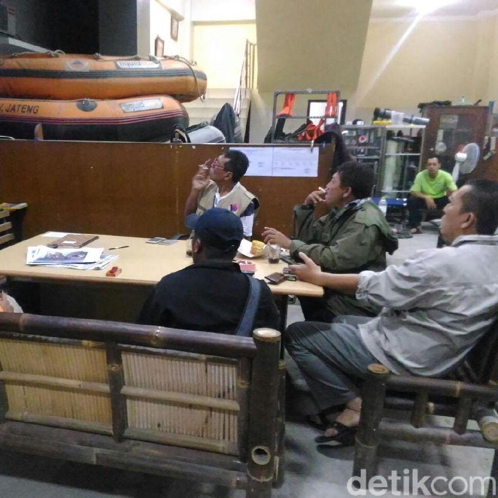 Sirine EWS Tsunami di Purworejo Meraung Keras