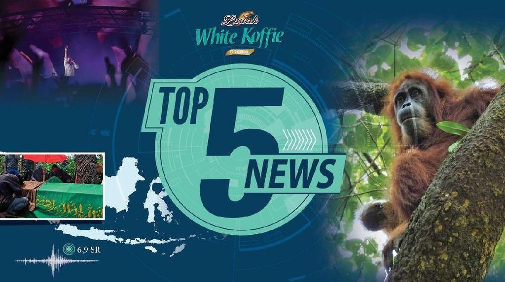 3 Meninggal Akibat Gempa 6,9 SR, Pengacara Sebut Novanto Masih Lemas