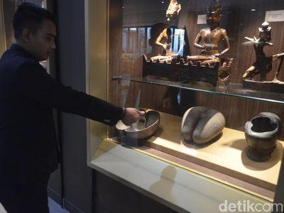 Foto: Kelapa Penawar Racun Peninggalan Raja Pertama Cirebon