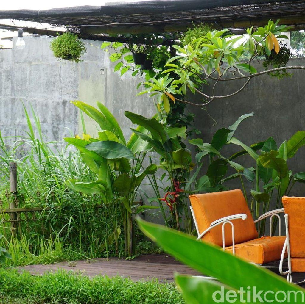 Menyeruput Kopi Jahe dan Wedang Uwuh di Kampung Jawa