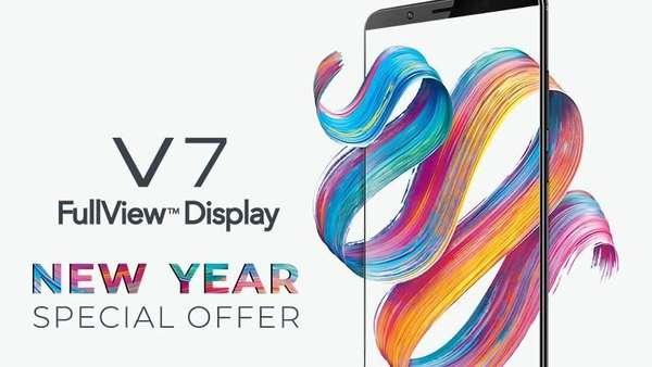 Dapatkan Penawaran Menarik Setiap Pembelian Vivo V7