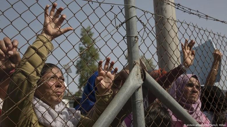 Jalur Utama Migrasi Ilegal yang - Jenewa Belum pernah manusia melakukan migrasi sebanyak sekarang dengan harapan mendapatkan pekerjaan dan kehidupan yang lebih Inilah tiga