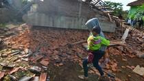BPBD Tasikmalaya Kekurangan Makanan untuk Dibagikan ke Korban Gempa