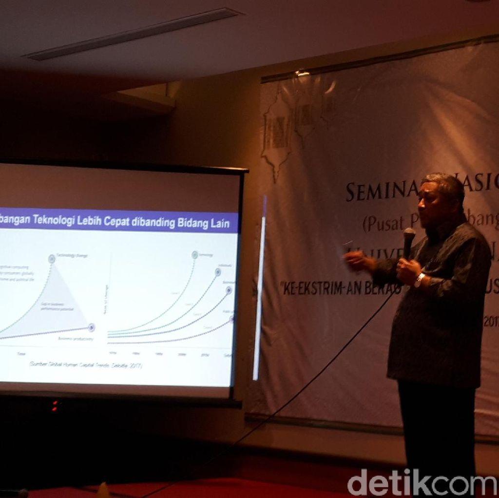 Kenapa Harus Bangga Jadi Orang Indonesia, Ini Kata M Nuh