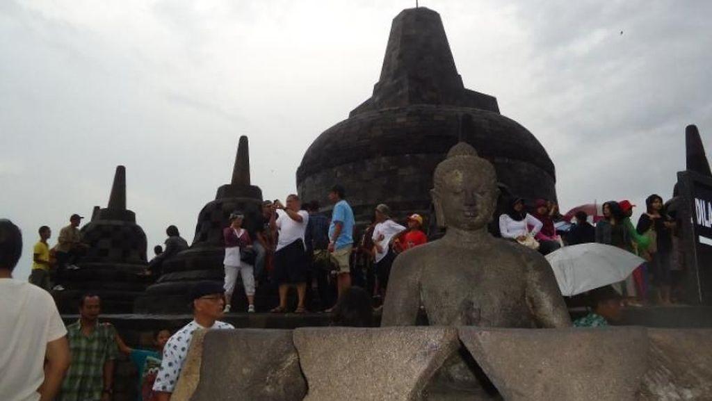 Tak Pernah Berhenti Mengagumi Candi Borobudur
