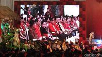 Megawati Singgung Istilah Ketahanan Pangan di Depan Mentan