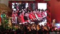 Rakornas 3 Pilar PDIP, Jokowi: Saya Yakin Terinspirasi Bung Karno