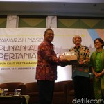 Di Depan Alumni IPB, Darmin Bongkar Penyebab Produktivitas RI Rendah