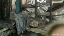 Rumah dan Mobil Warga Pekanbaru Ini Ludes Terbakar