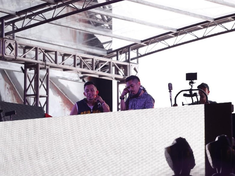 Tak Hanya dari Luar, DWP 2017 Beri Ruang Lebih Besar ke DJ Lokal