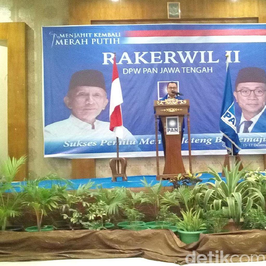 Sudirman Said Lirik Gus Yusuf Jadi Wakil di Pilgub Jateng