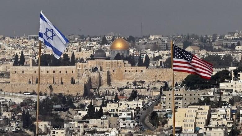 Lewat Voting Parlemen, Israel Tegaskan Yerusalem Tak Bisa Dibagi