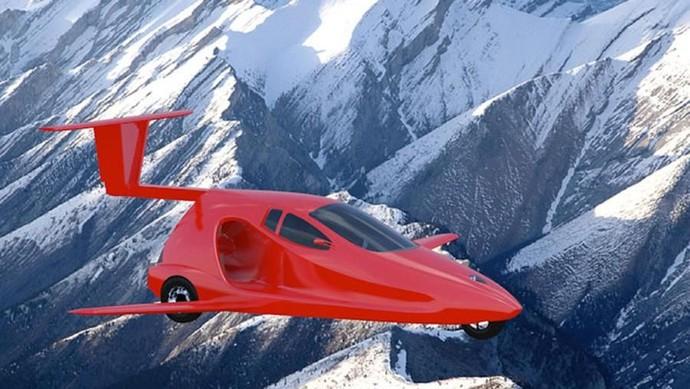 Mobil Terbang Rp 1,6 Miliar, Mau?