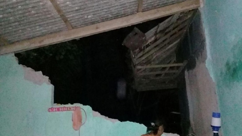 20 Bangunan di Kota Tasikmalaya Rusak dan Roboh Akibat Gempa