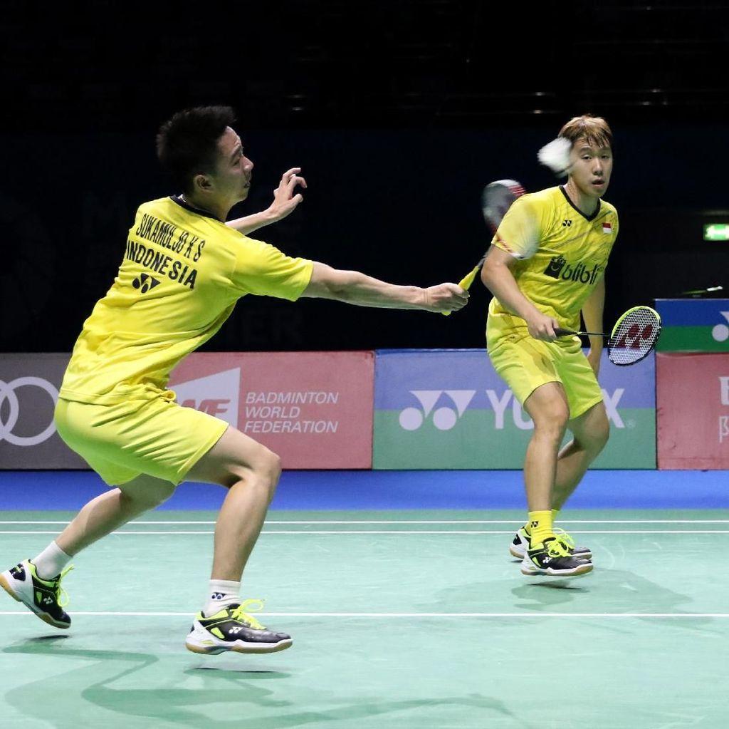 Ini Lawan Kevin/Marcus dan Tontowi/Liliyana di Semifinal