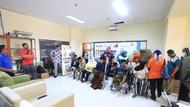 70 Warga Tangerang Dapat Kaki Palsu Gratis