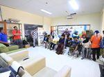 31 Kaki Palsu Dibagikan Gratis untuk Warga Kabupaten Tangerang