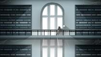 Lelaki yang Menangis di Perpustakaan