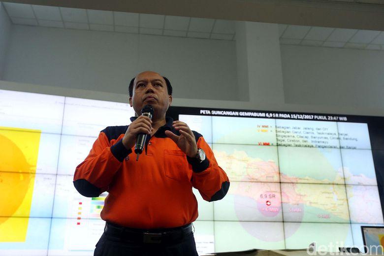 Seluruh Wilayah Indonesia Rawan Gempa, Kecuali Kalimantan