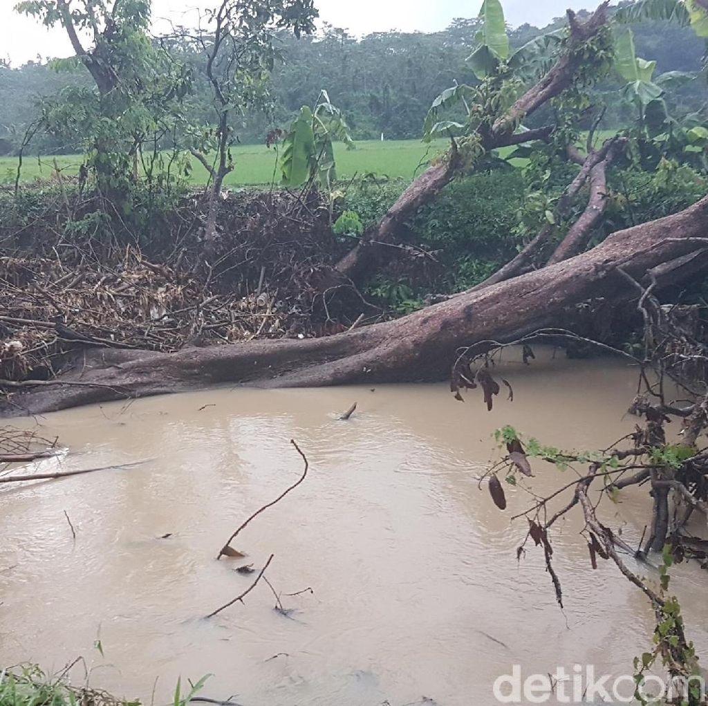 Ini Sungai Saksi Bisu Pembunuhan dan Pemerkosaan Sadis di Serang