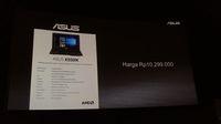 Asus X555QG, Laptop Spek Tinggi Menyasar Mahasiswa