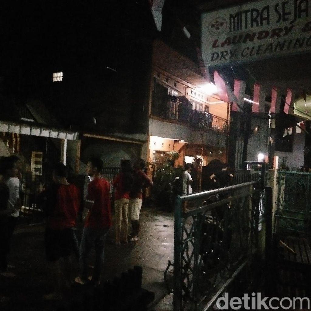 Gempa Guncang Bandung, Warga Berlarian Keluar Rumah