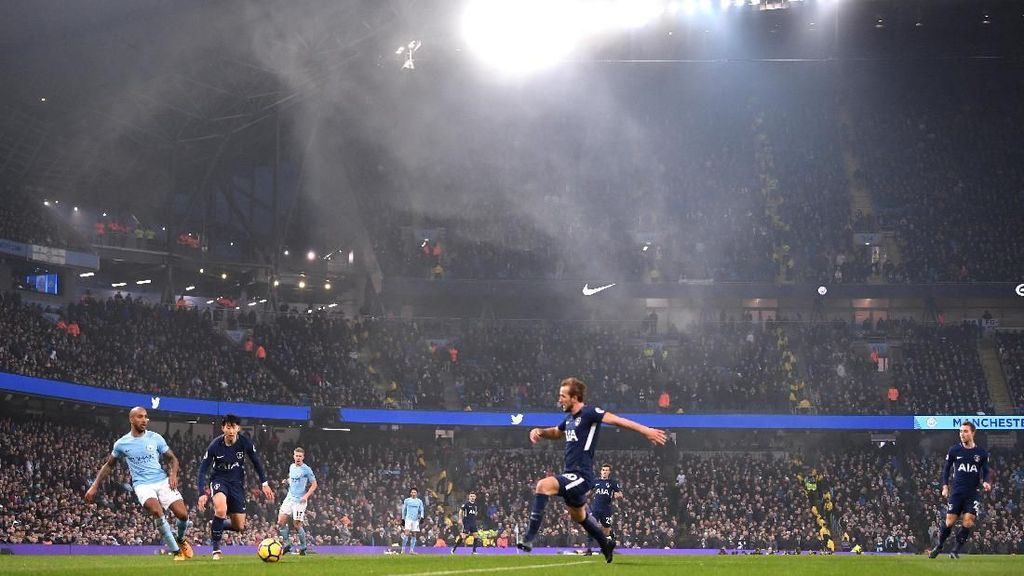 Benamkan Tottenham, City Teruskan Rentetan Kemenangan