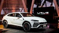 Lamborghini Urus Meluncur di Singapura