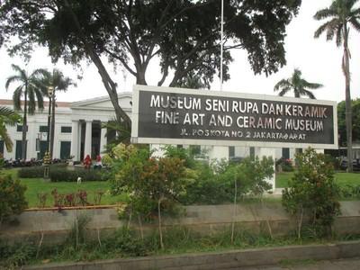 Museum Khusus Penyuka Seni dan Keramik