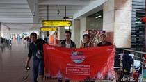 Pulang ke Indonesia, Tim Dream Destination 2017 Bawa Sejuta Cerita dari India