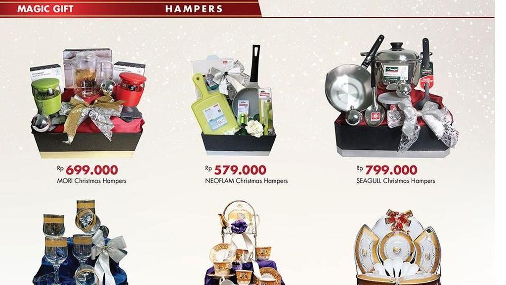 Spesial Peralatan Masak & Hampers di Index Living Mall