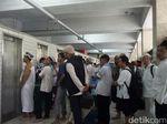 Sejumlah Massa Aksi Bela Palestina Masih Bertahan di Istiqlal