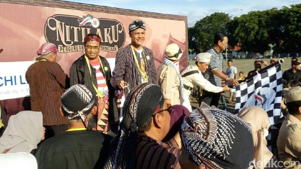 Menlu, Menhub, dan Menteri PUPR Ikuti Nitilaku UGM di Yogyakarta